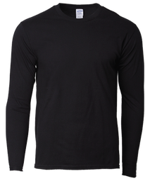 Gildan Asian Fit Premium Cotton Long Sleeve T-Shirt
