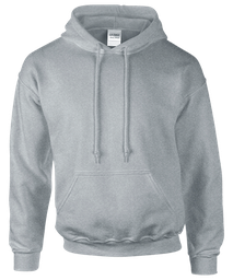 Gildan Asian Fit Adult Hooded Sweatshirt