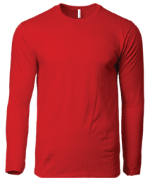 North Harbour Soft Touch Long Sleeve Round Neck Tee